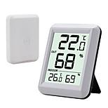 economico -TS-FT0423 Portatile / Multi-funzione Igrometri 100m Misurazione della temperatura e dell'umidità, Display LCD retroilluminato