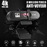 abordables -conférence pc webcam autofocus usb web caméra ordinateur portable bureau pour bureau réunion à domicile avec micro 1080p hd web cam 8802 4k version