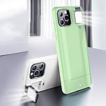 economico -telefono Custodia Per Apple Per retro iPhone 12 Pro Max 11 SE 2020 X XR XS Max 8 7 Resistente agli urti A prova di sporco A specchio Tinta unita PC