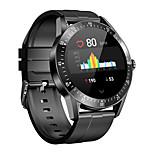 economico -S11 Unisex Intelligente Guarda Bluetooth Monitoraggio frequenza cardiaca Misurazione della pressione sanguigna Calorie bruciate Controllo media Assistenza sanitaria Cronometro Pedometro Avviso di