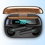 economico -s23 Auricolari wireless Cuffie TWS Bluetooth5.0 Dotato di microfono Con il controllo del volume Con la scatola di ricarica per Apple Samsung Huawei Xiaomi MI Cellulare