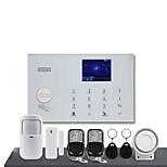 economico -wifi + 4g allarme antifurto a doppia rete home shop supermercato sistema di allarme antifurto