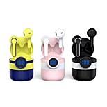 economico -Pro 12 Auricolari wireless Cuffie TWS Bluetooth5.0 Stereo Dotato di microfono Con la scatola di ricarica per Apple Samsung Huawei Xiaomi MI Cellulare