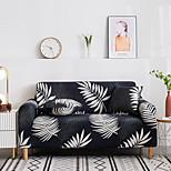 economico -2021 nuova ed elegante semplicità stampa copridivano elasticizzato divano tessuto super morbido retro vendita calda nero bianco pianta divano copertura