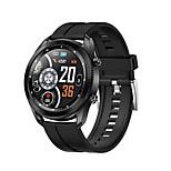 economico -tk88 smartwatch a lunga durata della batteria supporto chiamata bluetooth e misurazione della frequenza cardiaca / pressione sanguigna, tracker sportivo per telefoni iphone / android