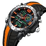 economico -orologio da uomo multifunzione con doppio display per sport aziendali