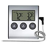 economico -TS-BN50 Portatile / Inteligente termometro del BBQ Display LCD retroilluminato, Misurazione della temperatura digitale