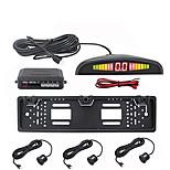 economico -PZ300-L Kit radar di retromarcia Plug-and-Play per Auto