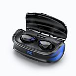 economico -T8MAX Auricolari wireless Cuffie TWS Bluetooth5.0 Dotato di microfono Con il controllo del volume Con la scatola di ricarica per Apple Samsung Huawei Xiaomi MI Cellulare