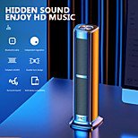 economico -f3 altoparlante bluetooth sveglia wireless telefono cellulare domestico mini audio subwoofer volume intelligente doppi altoparlanti surround 3d