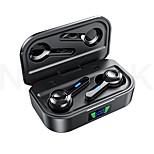 economico -T13 Auricolari wireless Cuffie TWS Bluetooth 5.1 Dotato di microfono Con il controllo del volume HIFI per Apple Samsung Huawei Xiaomi MI Cellulare