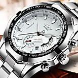 economico -orologio da lavoro di moda impermeabile luminoso meccanico automatico da uomo vincitore