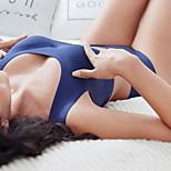 economico -Per donna Senza bretelline Coprente Reggiseni Di pizzo Taglie forti Nero Rosso Blu Reale