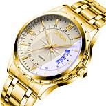 economico -orologio da uomo sanda in acciaio inossidabile orologio da polso impermeabile al quarzo