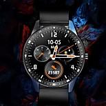 economico -x6 smartwatch a lunga durata con supporto per misurazione della frequenza cardiaca / pressione sanguigna, tracker sportivo per telefoni iphone / android
