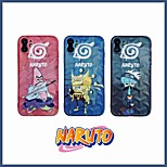 economico -Naruto telefono Custodia Per Apple Per retro iPhone 12 Pro Max 11 SE 2020 X XR XS Max 8 7 Resistente agli urti A prova di sporco Naruto Cartoni animati TPU