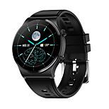 economico -m99 smartwatch supporto bluetooth riprodurre musica / misurazione della frequenza cardiaca, tracker sportivo per telefoni iphone / android
