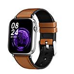 economico -QY03 Unisex Intelligente Guarda Bluetooth Monitoraggio frequenza cardiaca Misurazione della pressione sanguigna Calorie bruciate Assistenza sanitaria Informazioni Cronometro Pedometro Avviso di