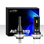 economico -OTOLAMPARA Auto LED Lampada frontale H7 Lampadine 3200 lm LED integrato 55 W 2 Per Universali Tutti i modelli Tutti gli anni 2 pezzi