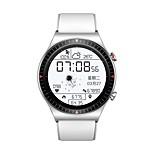 economico -696 T7 Unisex Braccialetti intelligenti Bluetooth Monitoraggio frequenza cardiaca Misurazione della pressione sanguigna Calorie bruciate Chiamate in vivavoce Informazioni Pedometro Avviso di chiamata