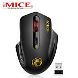 economico -mouse wireless imice 4 pulsanti 2000 dpi mause mouse silenzioso usb ottico 2.4g mouse ergonomici wireless per mouse del computer pc portatile