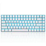 economico -fornitura transfrontaliera di xinmeng 84 tasti tastiera meccanica bluetooth senza fili bluetooth tre modalità tablet telefono tastiera da gioco per computer