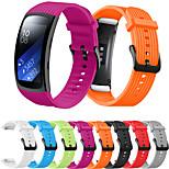economico -Cinturino intelligente per Samsung Galaxy 1 pcs Cinturino sportivo Silicone Sostituzione Custodia con cinturino a strappo per Samsung Gear Fit 2 PRO