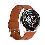 economico -696 F5 Unisex Braccialetti intelligenti Bluetooth Monitoraggio frequenza cardiaca Misurazione della pressione sanguigna Sportivo Chiamate in vivavoce Assistenza sanitaria Cronometro Pedometro Avviso