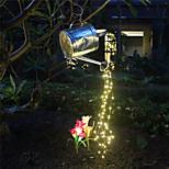 abordables -guirlande de lumières led aa puissance de la batterie 100led star fairy lights arbre de noël lumières de chaîne de vigne 5branche pour la maison extérieure fête de mariage guirlande de vacances jardin