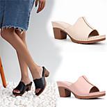 economico -2021 nuovi sandali europei e americani sandali estivi donna tacchi spessi transfrontalieri tacchi alti scarpe comode da donna di grandi dimensioni per il commercio estero