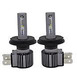 abordables -otolampara plug and play modèle 150w phare led h4 h7 9006 2pcs