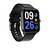 economico -HW23 Unisex Intelligente Guarda Bluetooth Monitoraggio frequenza cardiaca Misurazione della pressione sanguigna Calorie bruciate Assistenza sanitaria Informazioni Cronometro Pedometro Avviso di