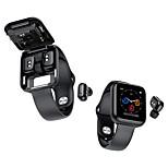 economico -X5 Intelligente Guarda per Android iOS Bluetooth IP 67 Schermo touch Monitoraggio frequenza cardiaca Misurazione della pressione sanguigna Pedometro Avviso di chiamata Monitoraggio del sonno