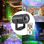 economico -Star Galaxy Proiettore di Luce Proiettore di onde Colori dimmerabili Feste Al coperto Per eventi Multicolore