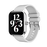 economico -smartwatch hw23 per telefoni iphone / android, supporto per tracker sportivo chiamata bluetooth e misurazione della frequenza cardiaca / pressione sanguigna