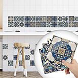 economico -adesivo da parete in pvc adesivo da cucina creativo adesivo da parete in pvc adesivo da parete impermeabile per piastrelle da pavimento blu di prussia