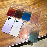economico -telefono Custodia Per Apple Per retro iPhone 12 Pro Max 11 SE 2020 X XR XS Max 8 7 6 Resistente agli urti A prova di sporco Tinta unita TPU