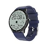 economico -696 Q21 Unisex Braccialetti intelligenti Bluetooth Monitoraggio frequenza cardiaca Misurazione della pressione sanguigna Calorie bruciate Con termometro Assistenza sanitaria Cronometro Pedometro