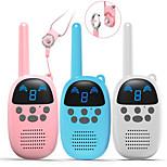 abordables -enfants jouets talkies-walkies anniversaire enfant cadeau talky walky radio bidirectionnelle portable garçons& jouets pour filles de 4 à 12 ans, pour jeux d'aventure de randonnée en intérieur en