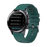 economico -z08s smartwatch per android ios bluetooth ip 67 livello impermeabile touch screen impermeabile monitor della frequenza cardiaca misurazione della pressione sanguigna sport ecg + ppg chiamata pedometro