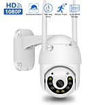 economico -besdersec 1080p wifi home camera cloud wireless ip camera auto track sorveglianza di sicurezza domestica cctv max128gb v380