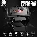 abordables -webcam 8k caméra web 1080p pour ordinateur usb webcam full hd 1080p webcamera avec microphone couvercle de confidentialité pour youtobe mini caméra
