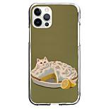 economico -custodia per gatto carino per apple iphone 12 11 se2020 custodia protettiva dal design unico custodia antiurto custodia trasparente tpu per iphone 12 pro max xr xs max iphone 8 7