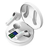 economico -H26T Auricolari wireless Cuffie TWS Bluetooth5.0 Stereo Dotato di microfono Con la scatola di ricarica per Apple Samsung Huawei Xiaomi MI Cellulare