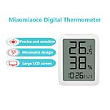 economico -xiaomi mi mijia miaomiaoce e-ink screen lcd grande display digitale termometro igrometro temperatura sensore di umidità
