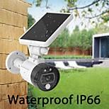 economico -ouertech 1080p telecamera solare wifi esterna per ricarica batteria telecamera di sicurezza wireless ip66 pir motion detection sorveglianza proiettile