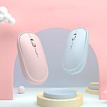economico -mouse wireless ricaricabile mouse bluetooth ergonomico per mac laptop telefono tablet notebook computer pc gamer mouse da gioco silenzioso