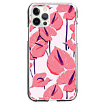 economico -Natura e paesaggi Astuccio Per Mela iPhone 12 iPhone 11 iPhone 12 Pro Max Design unico Custodia protettiva Fantasia / disegno Per retro TPU