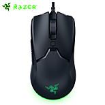 economico -mouse da gioco mini razer viper 61g design ultraleggero chroma rgb light mouse con sensore optail da 8500 dpi
