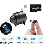 economico -hd 1080p mini wifi ip camera wireless home security car dvr night vision p2p motion detect mini camcorder loop video recorder